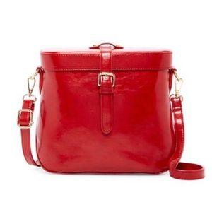 🔥🆕 LAST ONE - Red Vintage Style Crossbody Bag